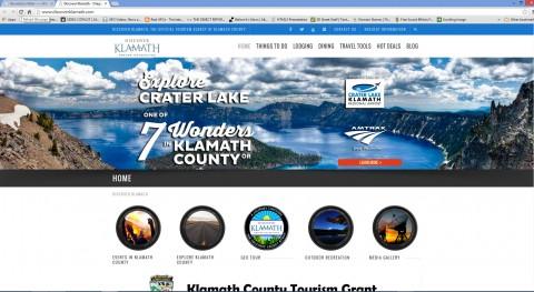 Discover Klamath. www.discoverklamath.com